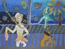 II место. Никифорова Диана, 10 лет. Весёлые артисты. Лицей искусств. Тольятти. Семенова В.В.