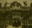 Бобкин А. А. Праздник. Серия Сад металлургов.1980.Бумага, офорт, акватинта. 36х39,5. Г-439, КП-793