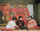 Праздник девочек  Хина Мацури (Enjoying the doll Festival Hina Matsuri (Doll Festival). Бумага, цветная печать. 45х58. ХФ-183, КП-1674
