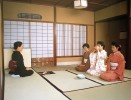 Знаменитая чайная церемония  (The Tea Ritual- a pause that refreshes). Бумага, цветная печать. 45х58. ХФ-187, КП-1678