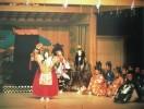 Театр Но  (Persistance of a tradition Noh). Бумага, цветная печать. 45х58. ХФ-202, КП-1693