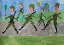 Задыхин Семен. Шли солдаты на войну. НВ-166 _1