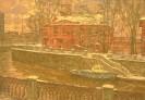 Гусев Ю. В. Яуза.1984.Х.,м.,94х134. КП-46,Ж-42